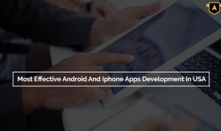 Android Apps Development Company USA