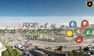 mobile app development Delhi