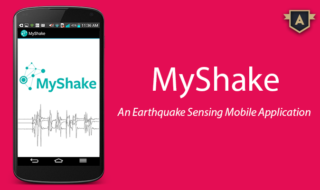 Earthquake Sensing Mobile Application