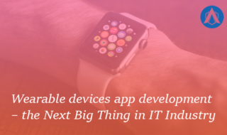 Wearable Devices App development