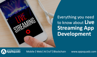 Live Streaming App Development