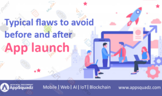 Avoid Before and After Mobile App Launch