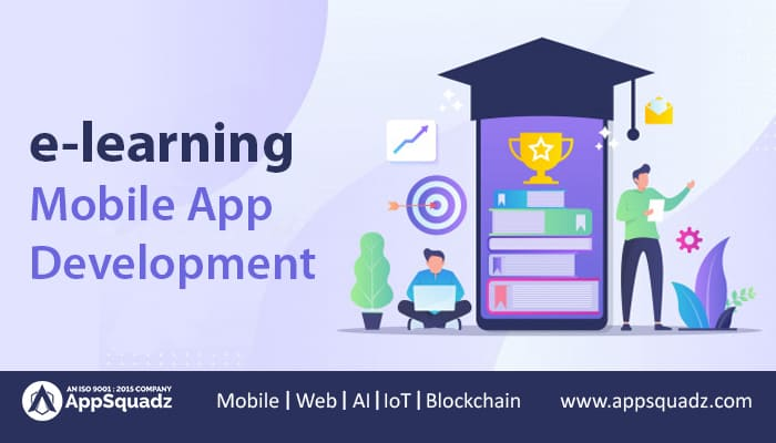 e-learning mobile app