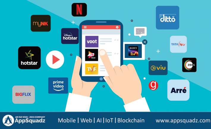 OTT Platform Development